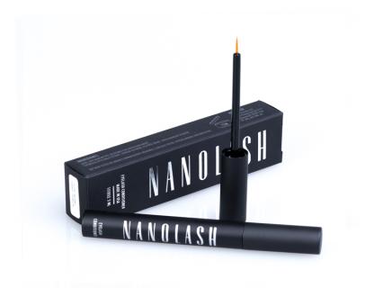 Phänomenale Wimpern und Augenbrauen dank Nanolash